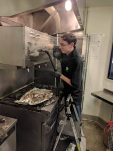 Commercial Kitchen Cleaning Services San Diego