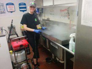 commercial cleaning cleaners services kitchen and for restaurants