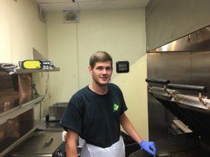Alex Husak CE Kitchen Deep Cleaning